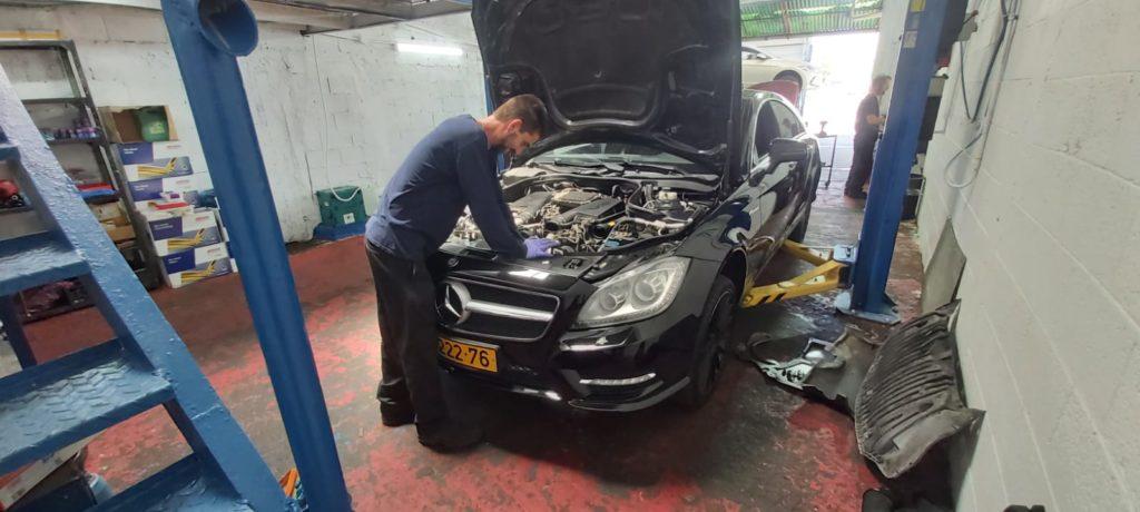 תיקון מנוע